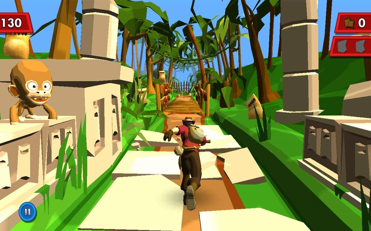 Pitfall! Krave android