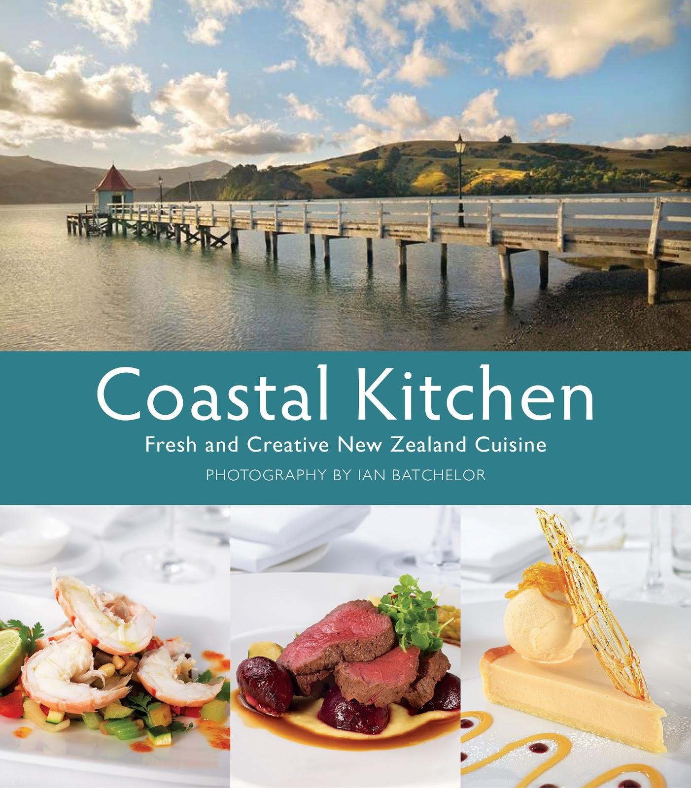 Beattie\'s Cookbook and Food & Wine Blog: Coastal Kitchen : Fresh and ...