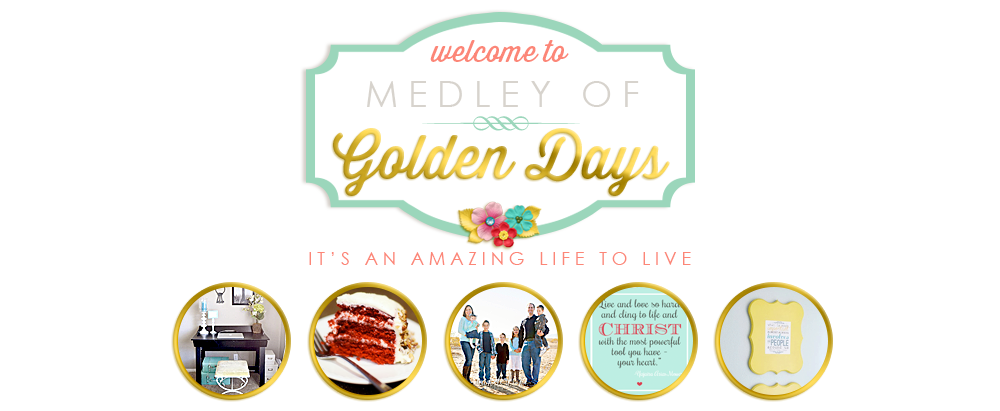 Medley of Golden Days