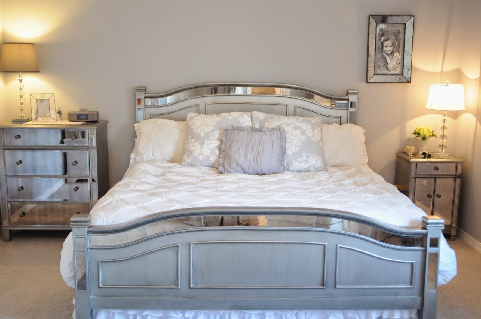 Bedroom Set - Hayworth from Pier One Imports | Antiques & Estate ...