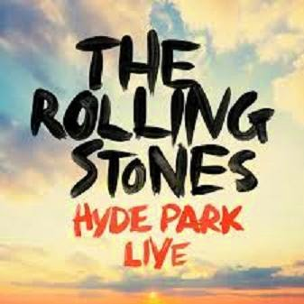 ROLLING STONES-LIVE IN THE HYDE PARK-JULY 5 1969