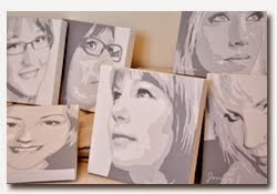 Grafiska porträtt