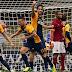Roma empata 1-1 y se aleja del líder Juventus
