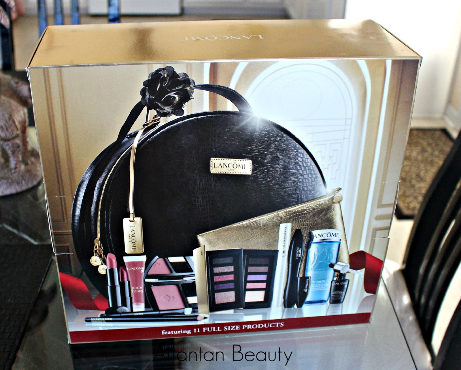 A Look Inside the Lancome Le Parisian Holiday Case in Cool ...
