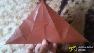 origami burung origami jepang Lingkaran Media