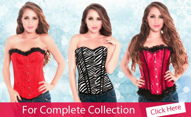 DarkLure Corset Collection Under $27