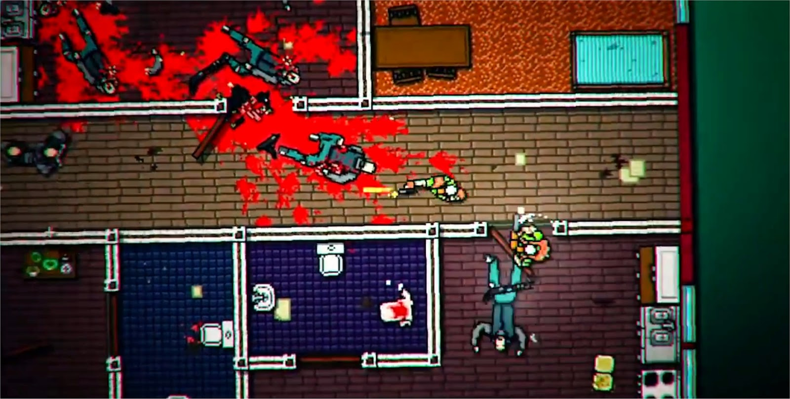 Hotline Miami 2 Team