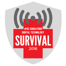 #NZ Educators Digital Technology Survival