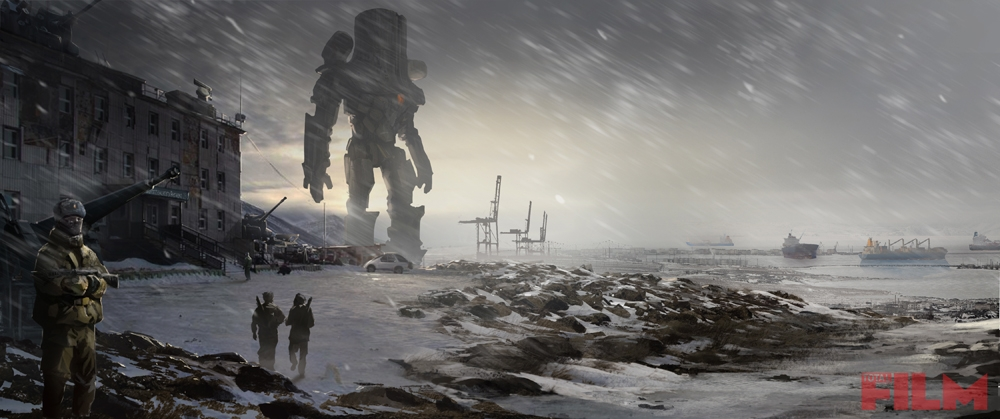 2 Concept Art Pictures of Pacific Rim : Teaser Trailer Pacific Rim Concept Art