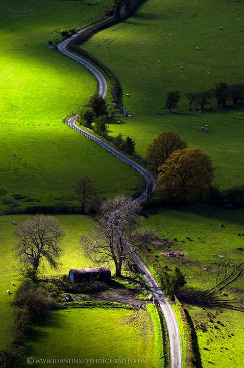 Newlands Valley,Lake District,England