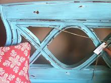Sold- Chippy Bench