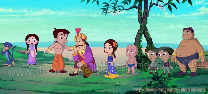 The Greatest Video Gaming Experience Starts Here Chota-Bheem-Cartoon-Top-Photos-10