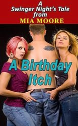 A Birthday Itch- My Newest Release!