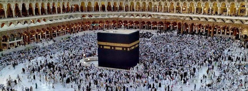 Une photo pour couverture facebook kaaba