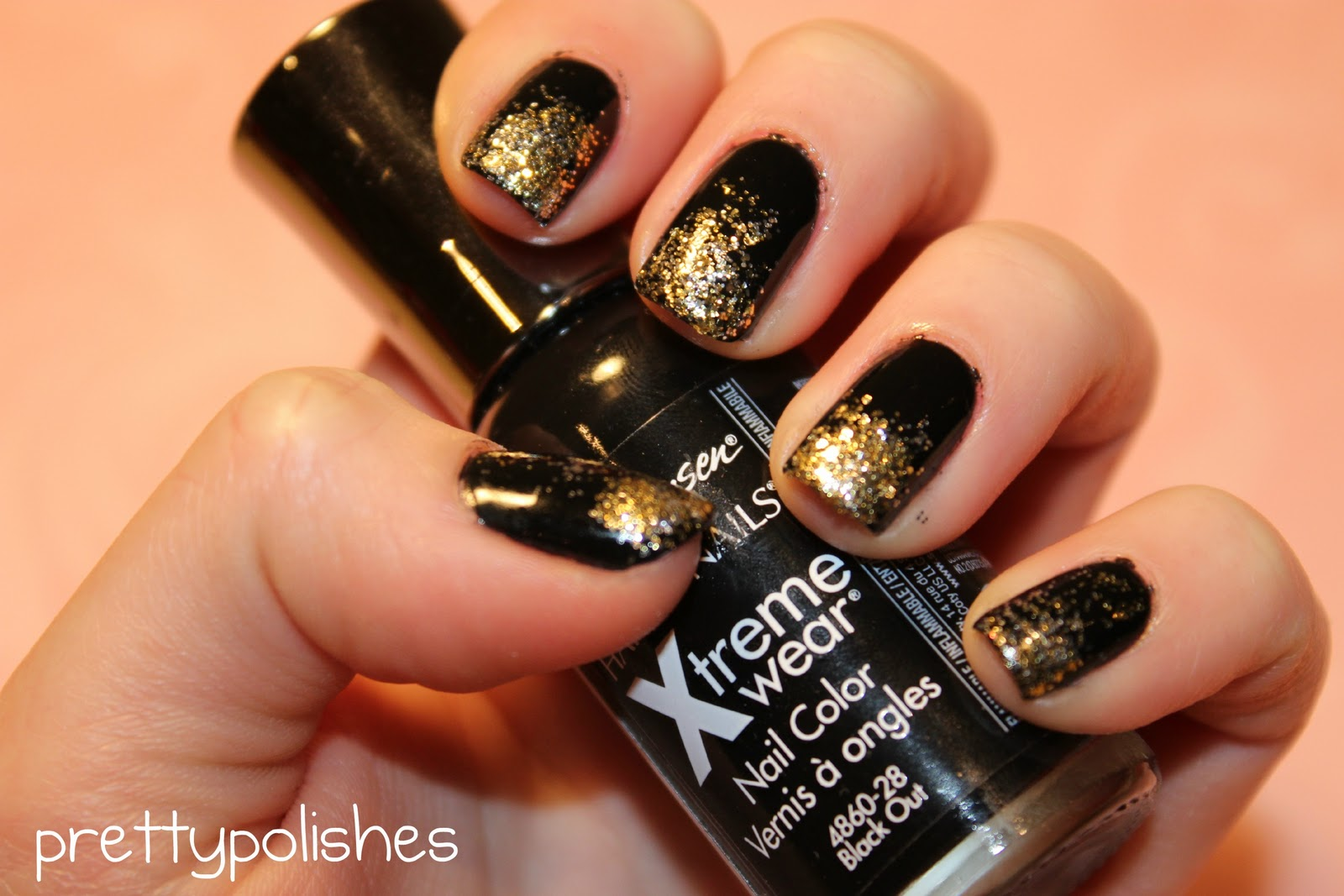 Prettypolishes new years eve nails new years eve nails prinsesfo Image collections