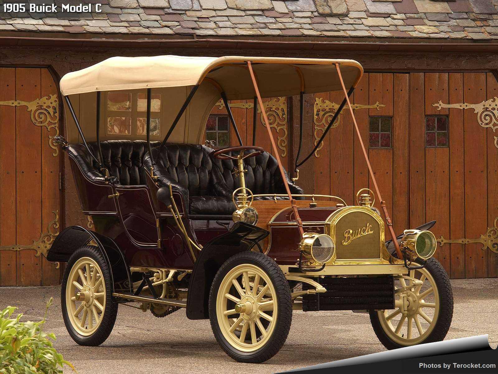 Hình ảnh xe ô tô Buick Model C 1905 & nội ngoại thất
