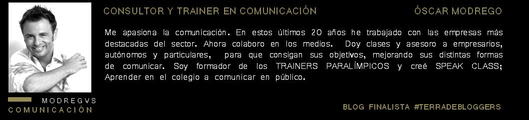 Comunicación modregVS