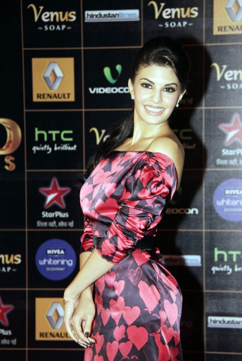 Hot actresses at renault awards