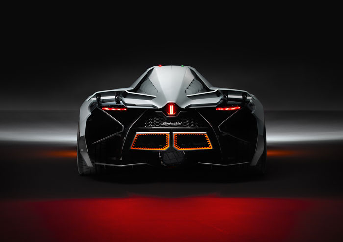 Lamborghini Egoista