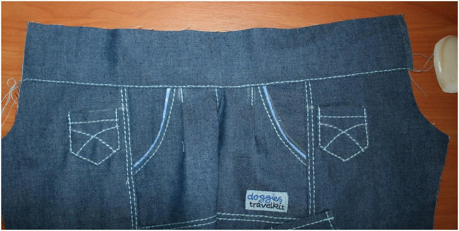 Как сделать пояс для брюк