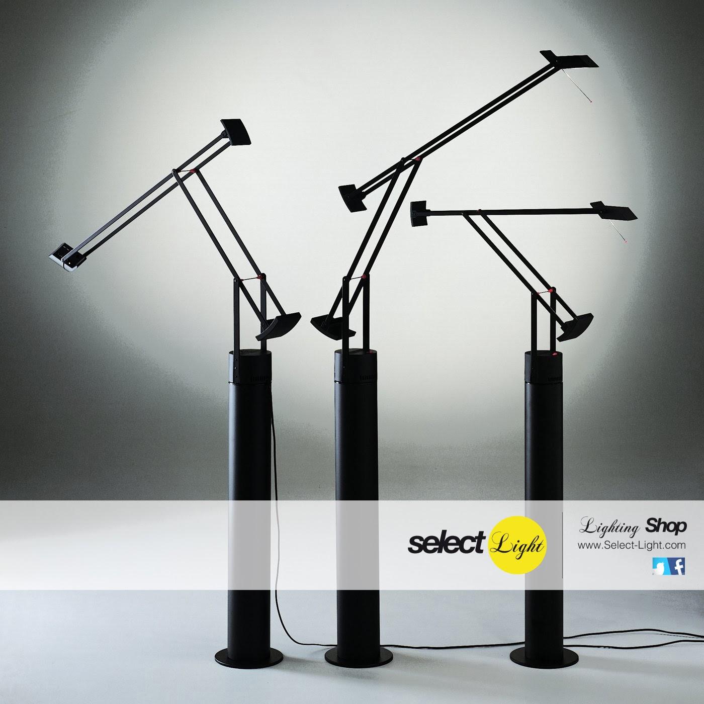 Tizio Artemide Lamp, design by Richard Sapper.