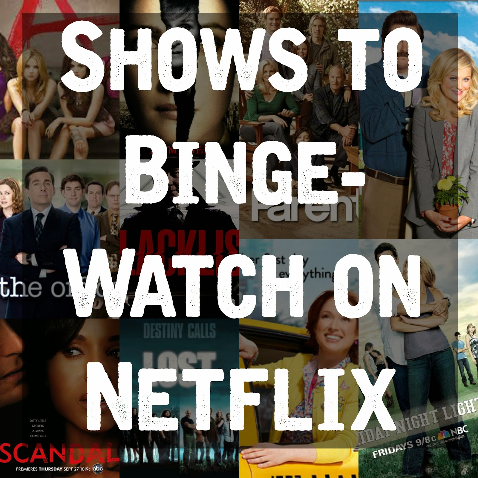 netflix shows to binge watch