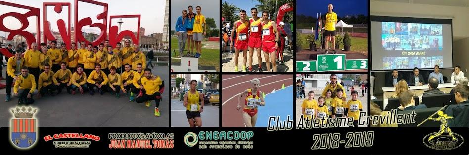 Club Atletisme Crevillent