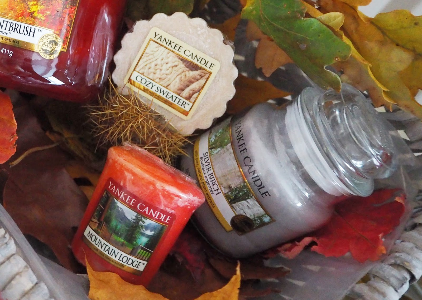 My Favourite Autumn Yankee Candles | Katie Kirk Loves
