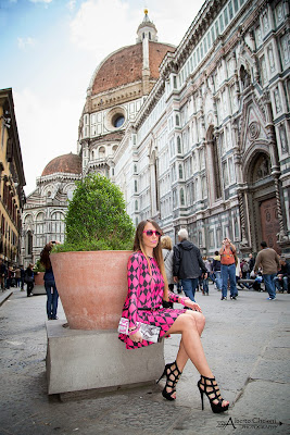 fashion blogger firenze