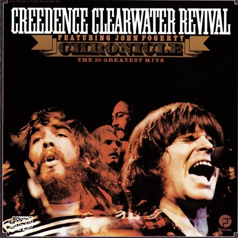 Creedence clearwater revival chronicle vol 1