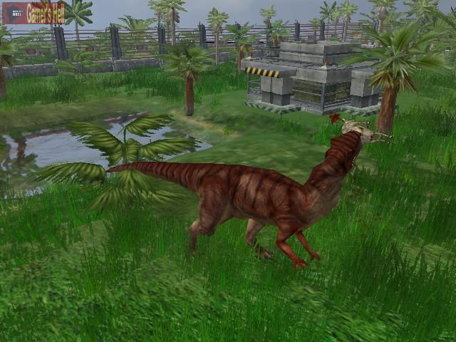 Download Game  Jurassic Park Operation Genesis Full version