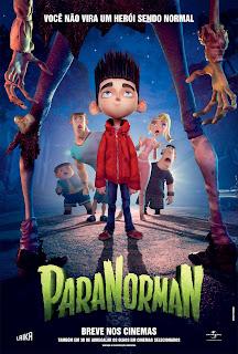 """Poster do filme """"Para Norman"""""""