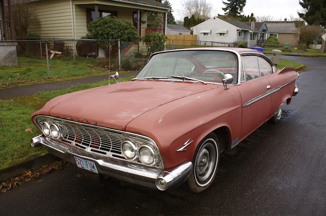 1961 Dodge Dart Phoenix hardtop.