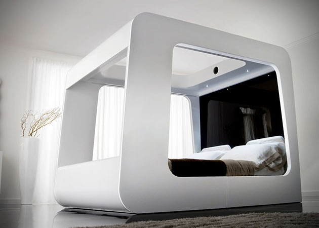 HI CAN HIGH FIDELITY CANOPY BED Mens Gear