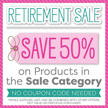 My Favorite Things Retirement Sale