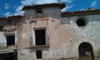 Torre de Anchís de Calatayud