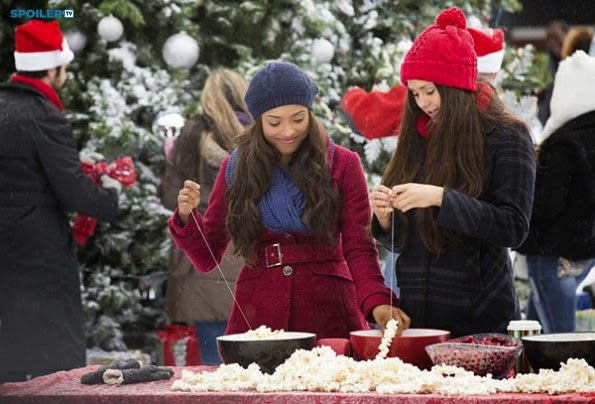 The Vampire Diaries - Christmas Through Your Eyes - Review