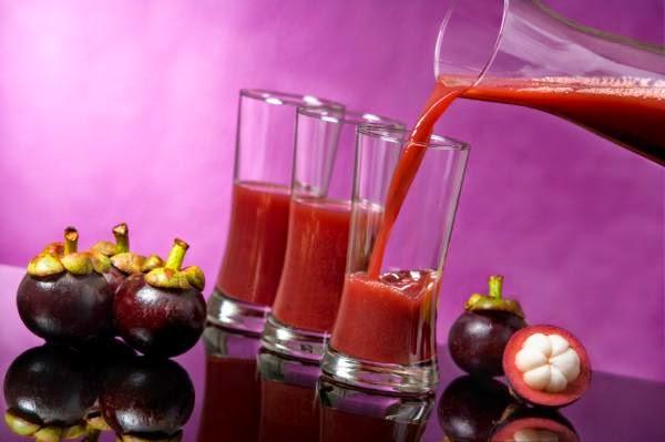 Jus Kulit Manggis Solusi Untuk Kanker Payudara