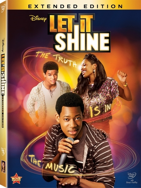 Let It Shine (2012) WS Extended DVDRip 400MB Movie Links