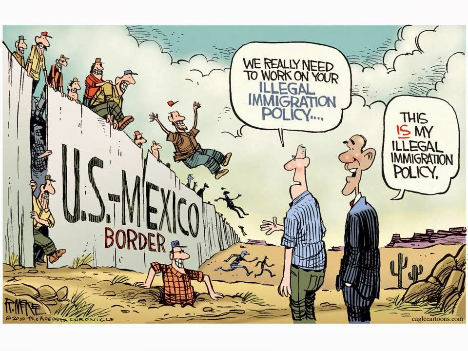 border blues the dilemma of illegal immigration essay The us has six basic options toward illegal immigration: 1) this country can continue its current policy of beefing up border dilemma: illegal immigration.