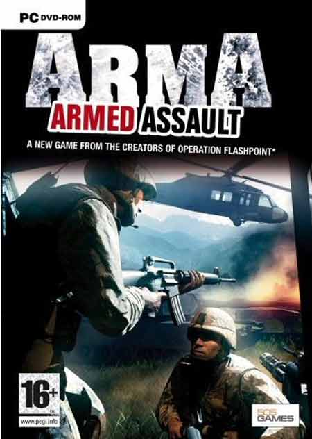 Arma Armed Assault PC Full Español DVD5 Pocos Recursos