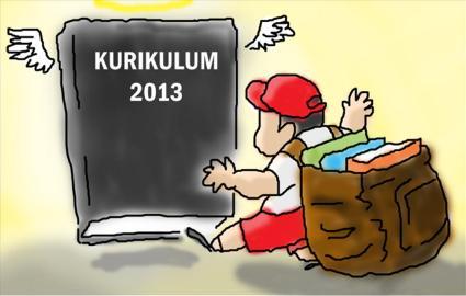 KURIKULUM 2013 DIBEBERKAN DI ITB