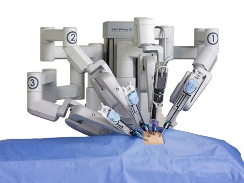 DaVinci Robot Surgery