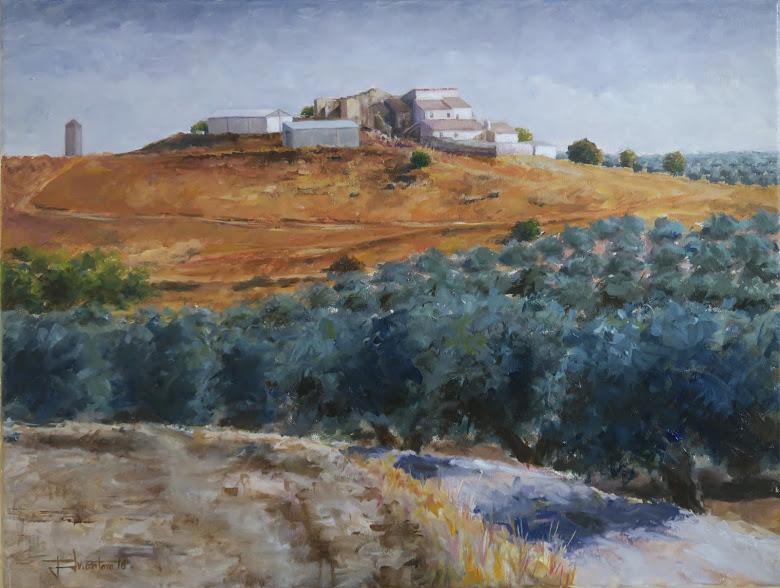 Casillas; Fuerte del Rey, Jaén (12P)