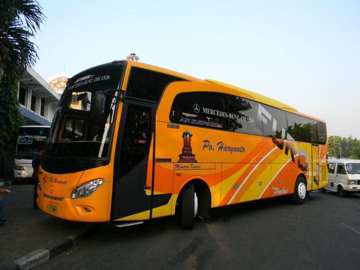 PO Haryanto (The Phoebus) - New Travego/Jetbus HD by Adi Putro | Mercedes-Benz Bus