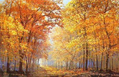 Keistimewaan Musim Gugur