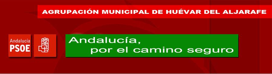 PSOE  HUÉVAR DEL ALJARAFE