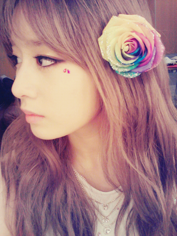 T-ara's Jiyeon and her lovely photo! ~ T-ara World ~ 티아라