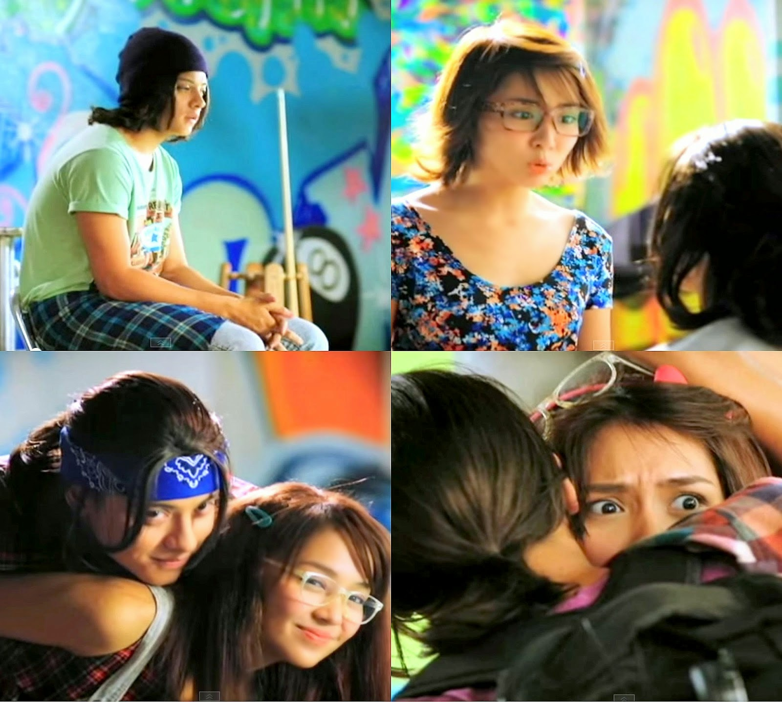She's Dating the Gangster (Pinoy) | AniMangá House