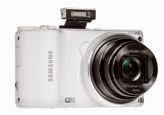 Samsung WB250F smart camera, Samsung WB250F review, smart camera, Wi-Fi connectivity, mobile link, Full HD video, HDTV, Direct link, new samsung camera